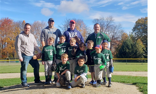 2019 A & AA Fall Baseball
