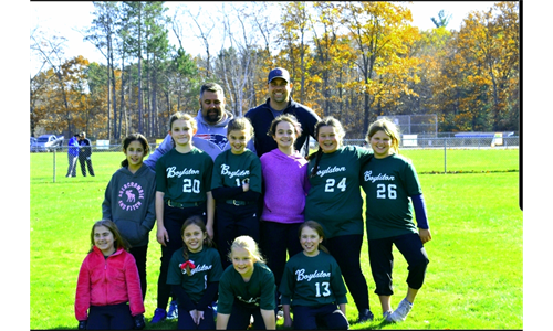 2019 10U Fall Softball