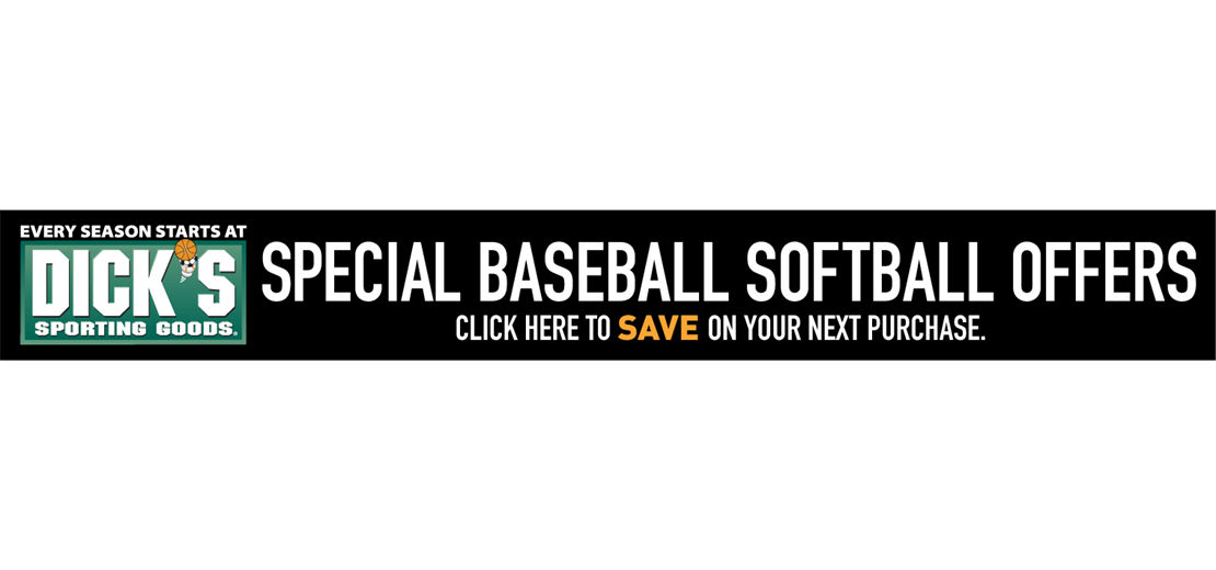 ACB League Savings at DICK'S Sporting Goods 3/21 - 9/21