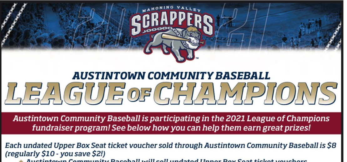 Mahoning Valley Scrappers League of Champions and ACB Day