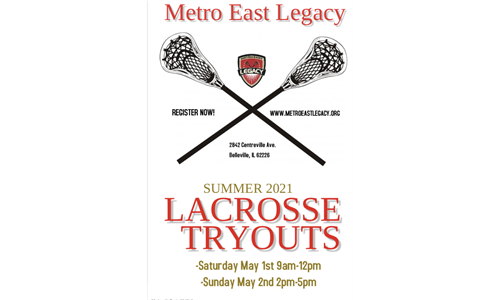 Spring Lacrosse Clinics