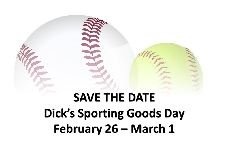Dick's Sporting Goods Days