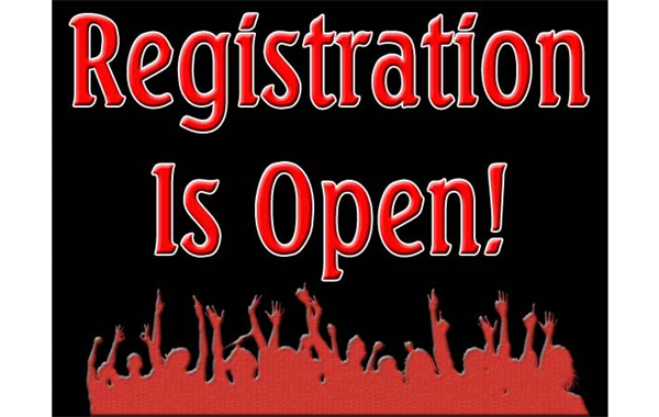 2014 Fall Registration is now OPEN!