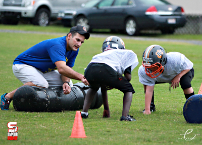Fuquay Varina Youth Football and Cheer - Player Development