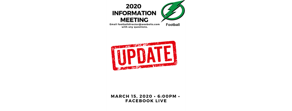 Football Information Meeting