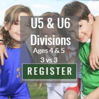 U5 Recreation Soccer