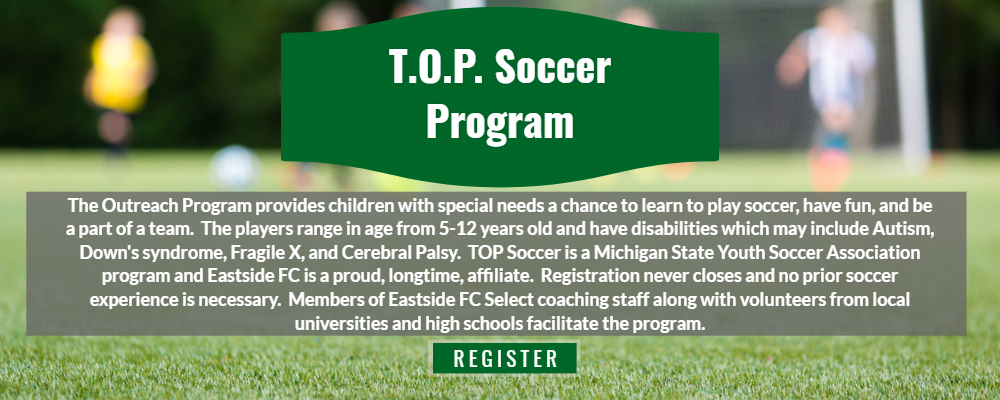 Special Needs Youth Soccer Image
