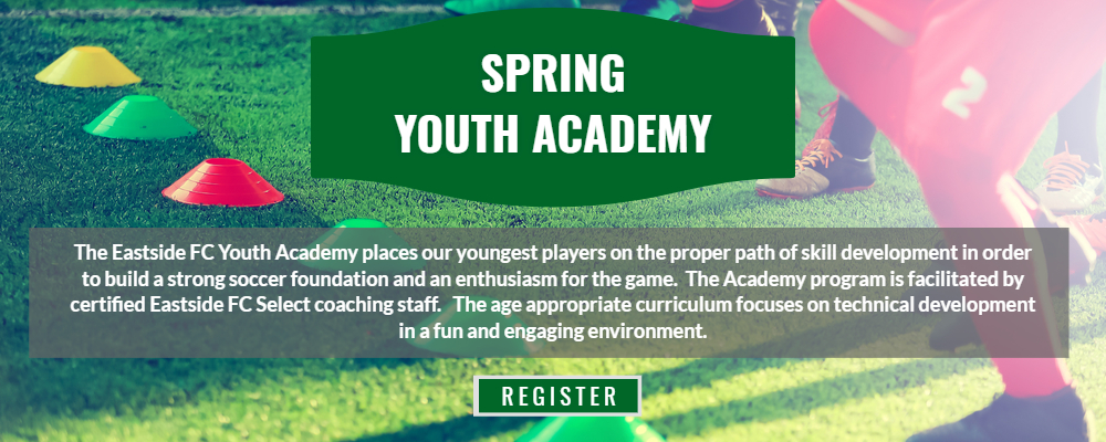 Youth Academy Soccer Clinic Image