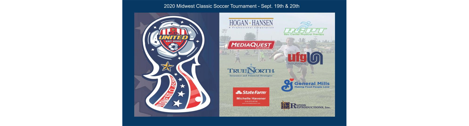 Fall 2020 Midwest Classic Soccer Tournament