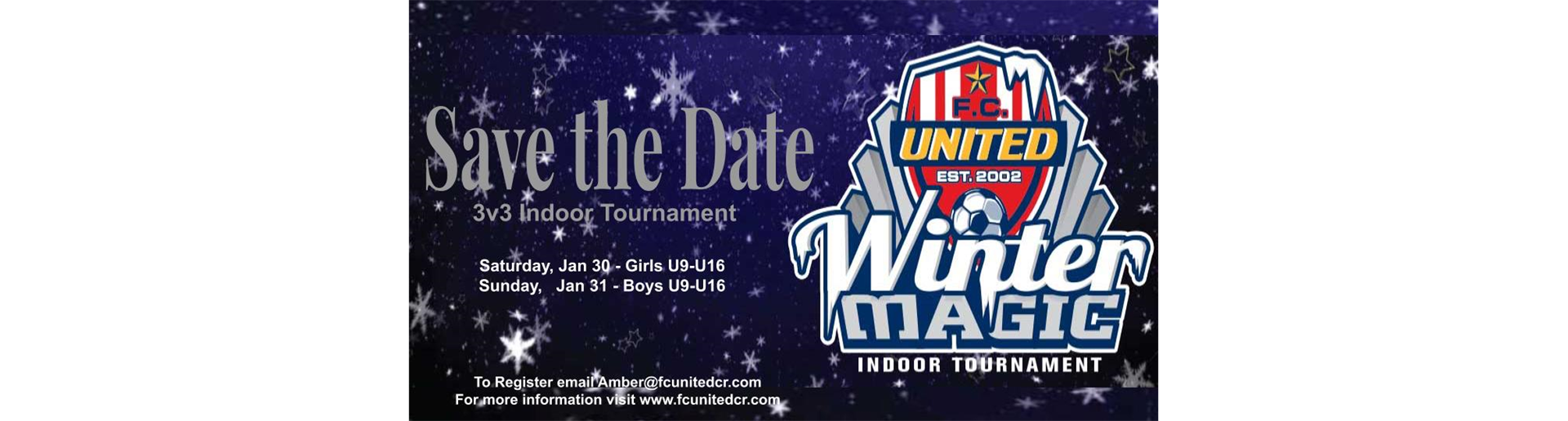 2021 Winter Magic 3v3