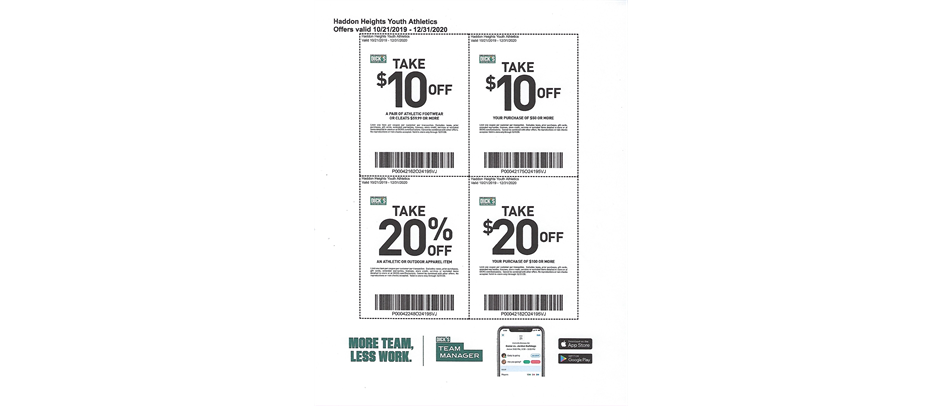 Exclusive Dick's Sporting Goods Coupons for 2020