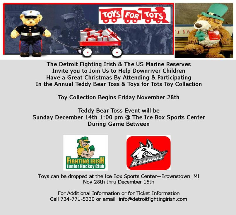 Toys For Tots Bear : Teddy bear toss toys for tots event