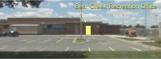 Bear Creek recreation Office