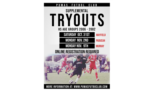 20/21 HS Supplemental Tryouts - Registration is NOW OPEN!