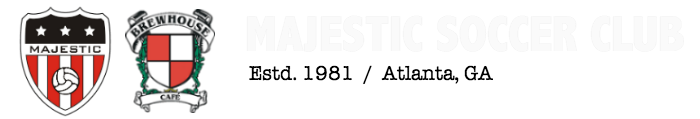 majestic_banner5 ADULT UPDATE: MAJESTIC SOCCER CLUB IS NOW SPONSORED BY THE BREWHOUSE
