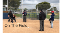 District Umpire Clinic