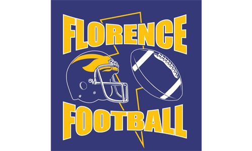 Florence Flashes Football & Cheer