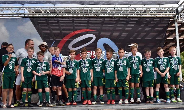 2009 Rangers are U12 Finalists at Premier SuperCopa