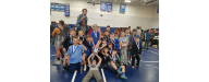 Bison Dual 3rd place winners
