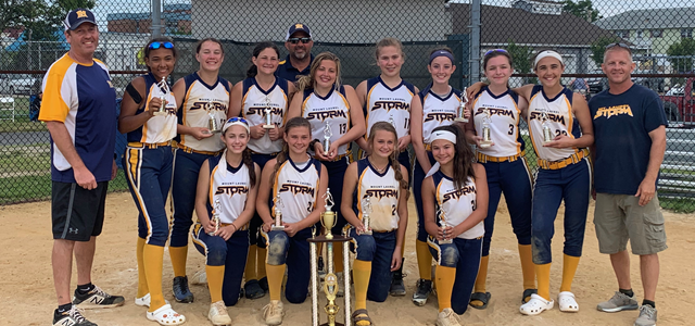 14U Storm Wins 2019 USSSA Father's Day Classic and Stafford Stingray Summer Slam
