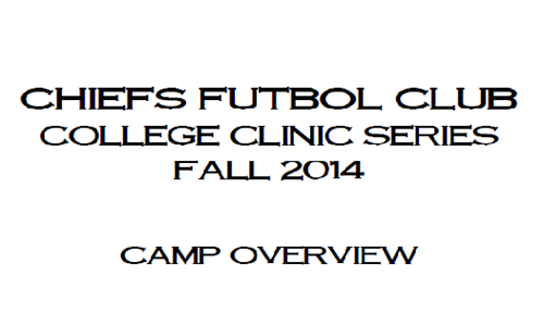 College Clinic Series