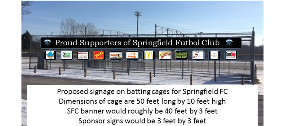 Become a Supporter of Springfield FC