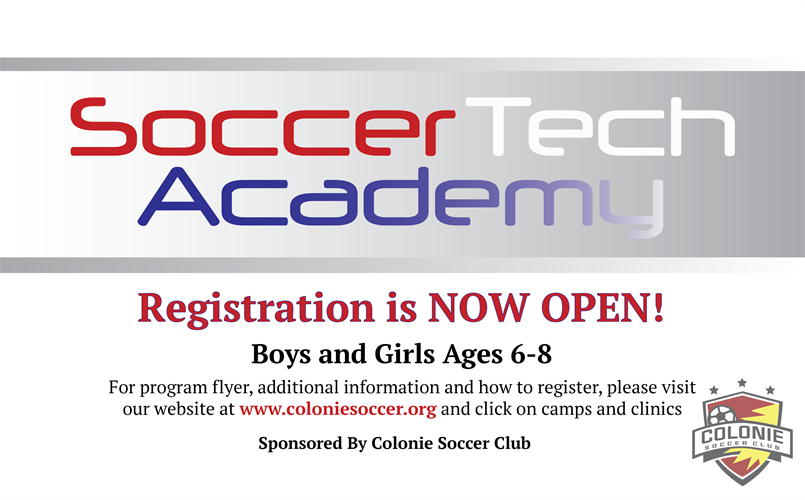 SoccerTech Is Back! Click link for more info