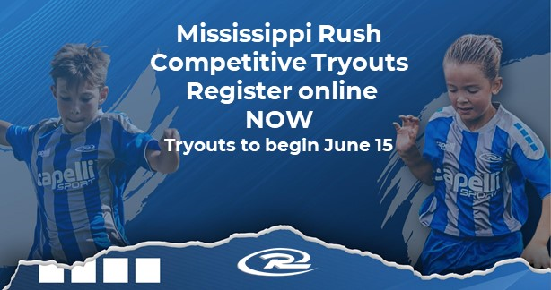 2020-2021 MS Rush Competitive Tryout Information
