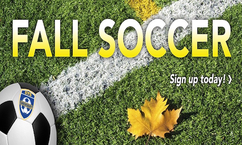 Fall 2020 Registration - Click Here!