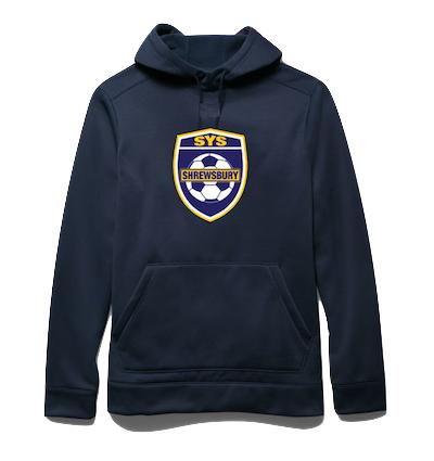 SYS Hooded Sweatshirt (Navy)