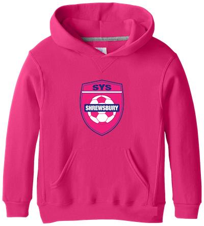 SYS Hooded Sweatshirt (Pink)
