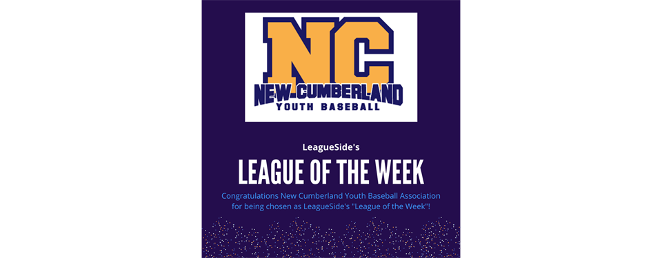 NCYBA League of the Week!!!