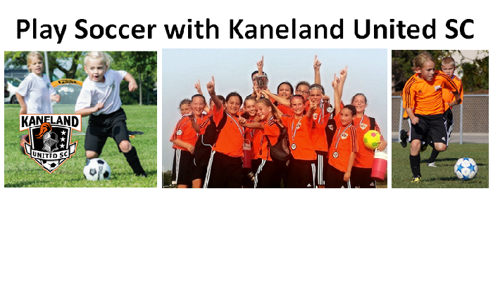 Fall 2020 Soccer Registration OPENED NOW!