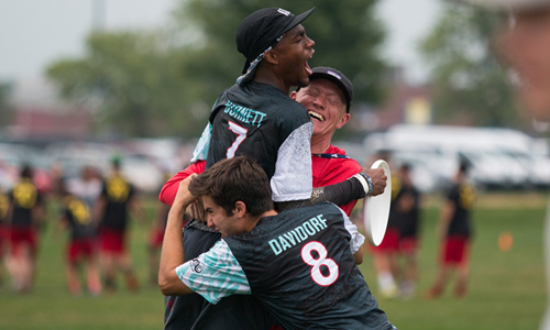Youth Elite Ultimate Tryout Registration Open