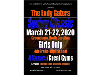 The Lady Gater Spring Classic!