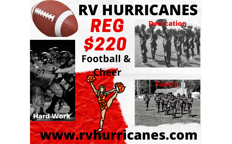 Hurricanes Registration Click Here