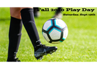 Play Day - Fall 2020