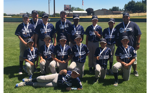 Pacwest 11's 3rd Place State 2016
