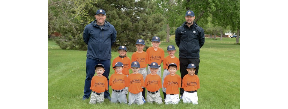 2018 T-Ball Astros