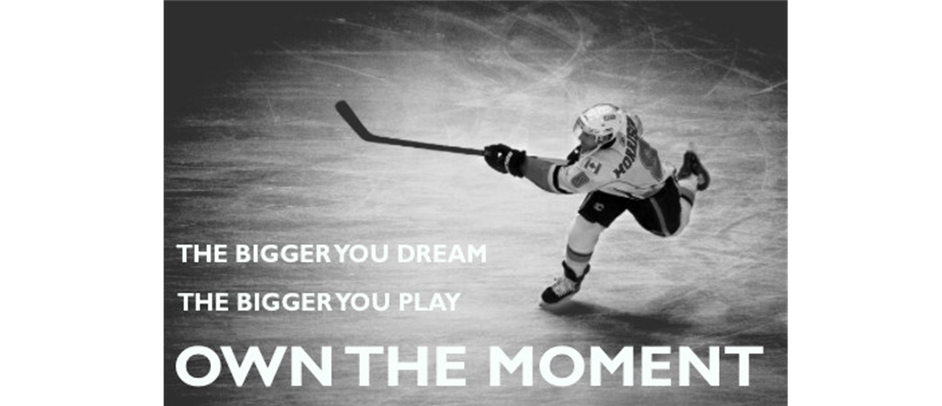 #OwnTheMoment