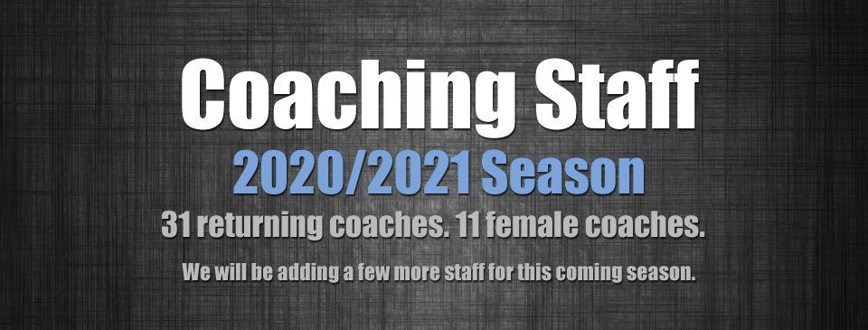 Coaching Staff Announcement