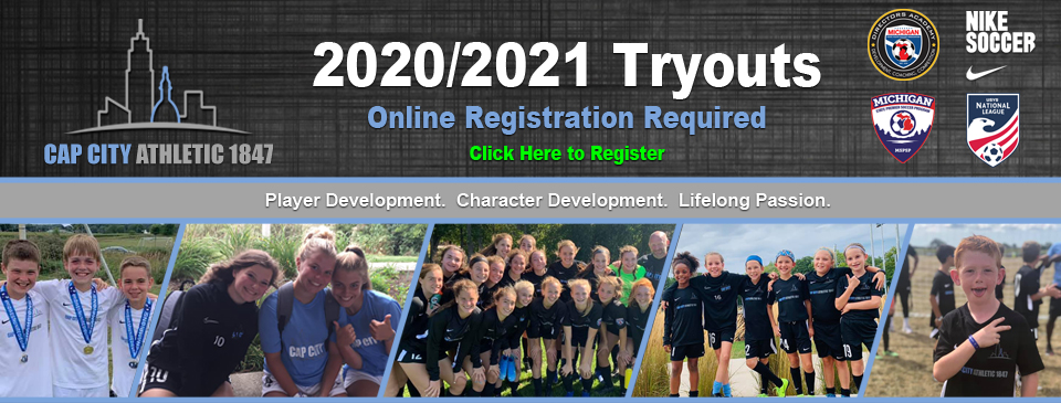 Tryouts 2020/2021