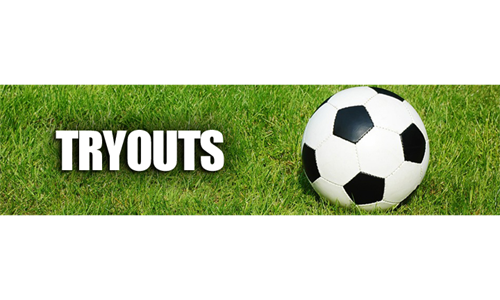 U19 Mens Competitive Team Tryouts