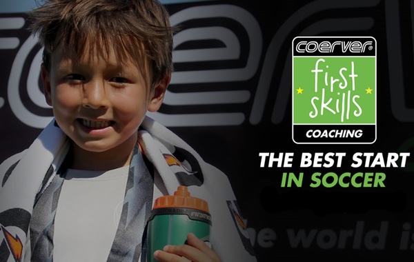 Coerver First Skills Academy