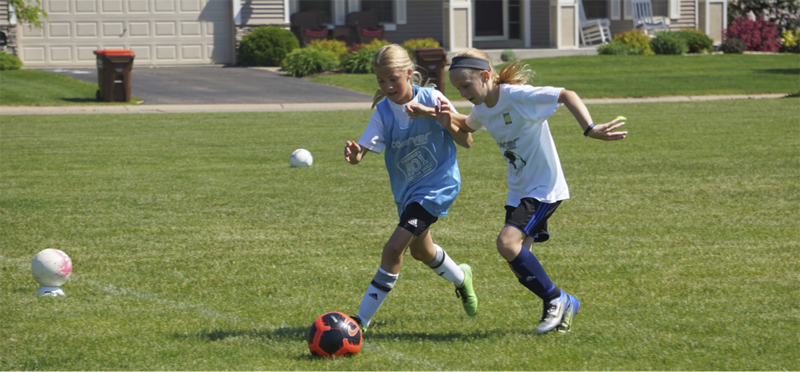 2021 Summer Soccer Camps