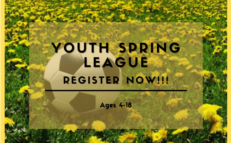 Spring 2021 Youth Rec League