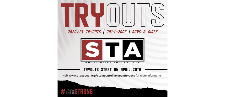 STA Tryouts!