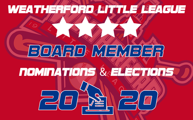 2020 Board Member Elections