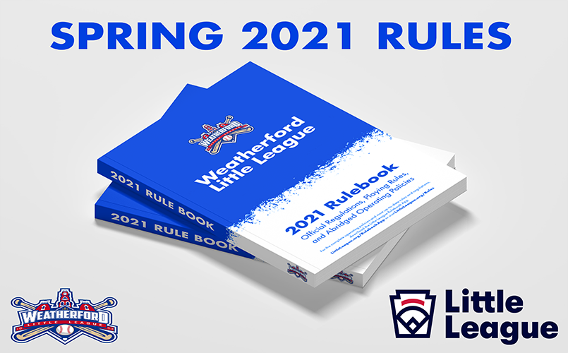 2021 Spring Rules