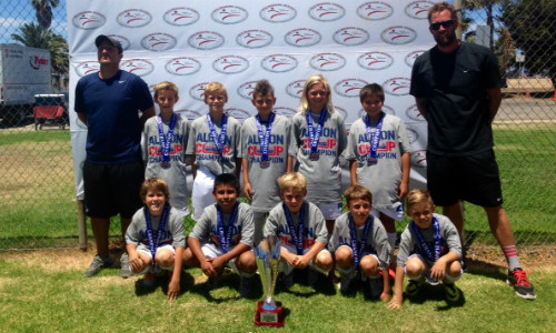 BU10 MV Wins Albion Cup<br>and the Anaheim Surf Invitational